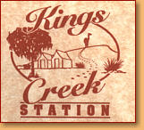 Kings Creek Station - Tourism Bookings WA
