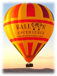 Balloon Adventures Barossa Valley - Tourism Bookings WA
