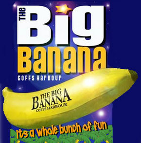 Big Banana - Tourism Bookings WA