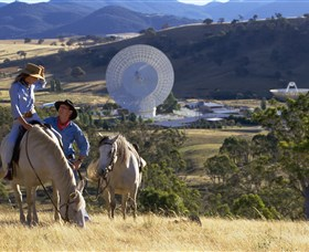 Canberra Deep Space Communication Complex - Tourism Bookings WA