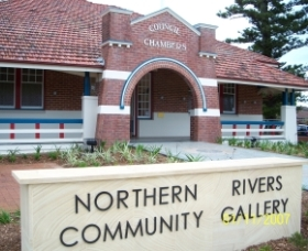 Northern Rivers Community Gallery - Tourism Bookings WA