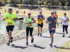 Broken Marathon Canberra - Tourism Bookings WA