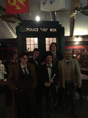 Dr Who Quiz Night - Tourism Bookings WA